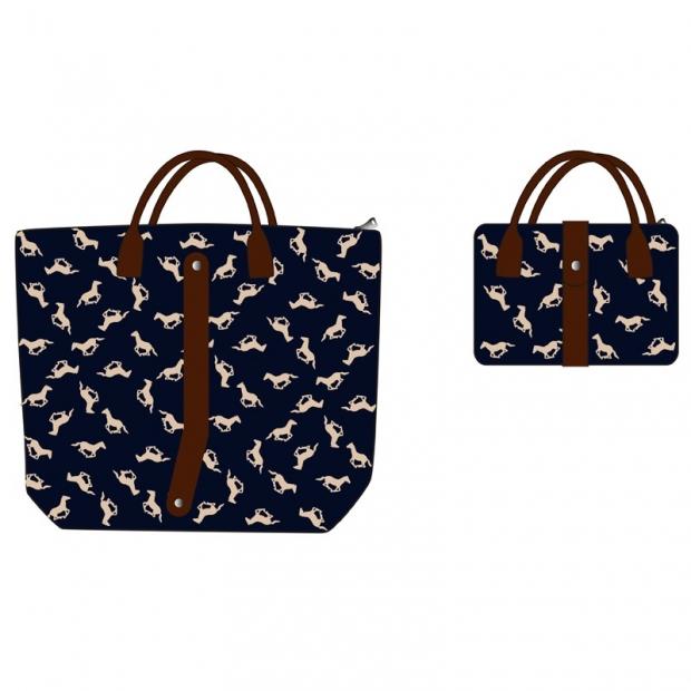 HV Polo Faltbare Tasche HV navy