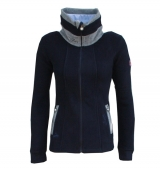 Spooks Riding Lexi Fleece navy-grey
