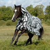 Bucas Sweet-Itch Zebra Fliegendecke Ekzemerdecke