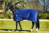 Horseware Rambo Abschwitzdecke Grand Prix Fleece navy