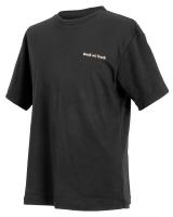 Back on Track T-Shirt schwarz