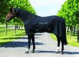 Horseware Sportz-Vibe Pferdedecke schwarz