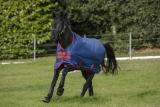 Horseware Amigo Mio Turnout lite dark blue red Weidedecke Regendecke