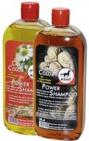 Leovet Power Shampoo - mit Walnussud für dunkle Pferde 500 ml